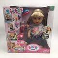 Artikelbild für Baby Born Soft Touch Sister blond 43cm